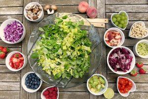 spanyol szószedet gyümölcsök zöldségek